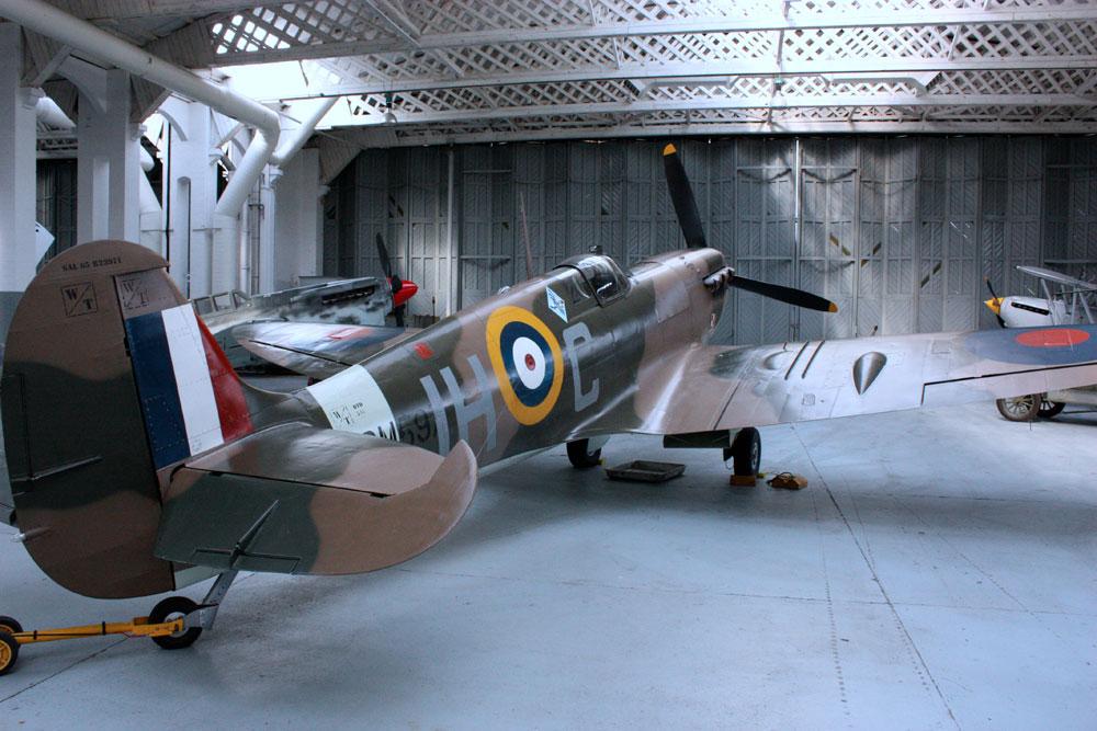 Spitfire - Duxford 2009