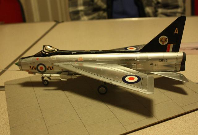 Airfix 1/48 Lightning