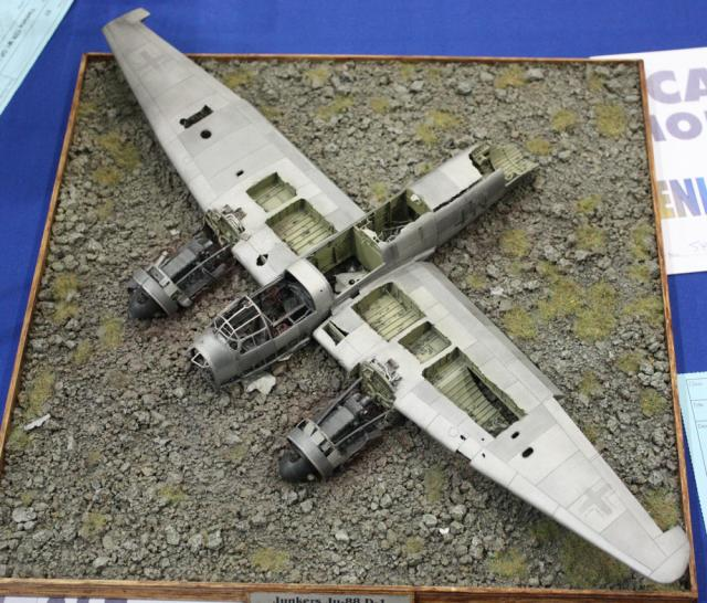 Winning Entry - Derelict Junkers Ju 88