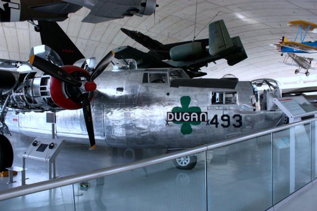 B-24J Liberator - Duxford 2009