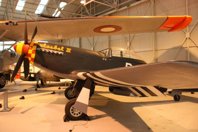 P-51D Mustang - Cosford
