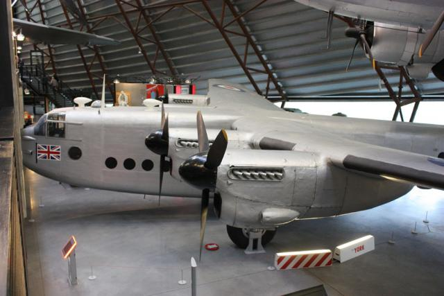 Avro York - Cosford