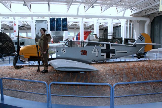 Messerschmitt Bf 109E - Duxford 2009