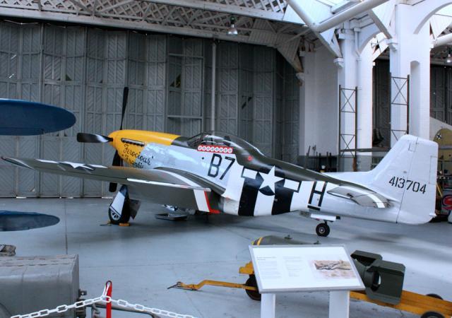 P-51D Mustang - Duxford 2009