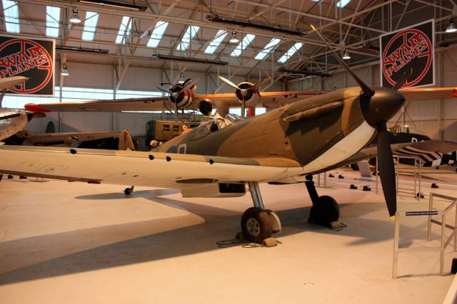 Early Supermarine Spitfire Mk.I - Cosford