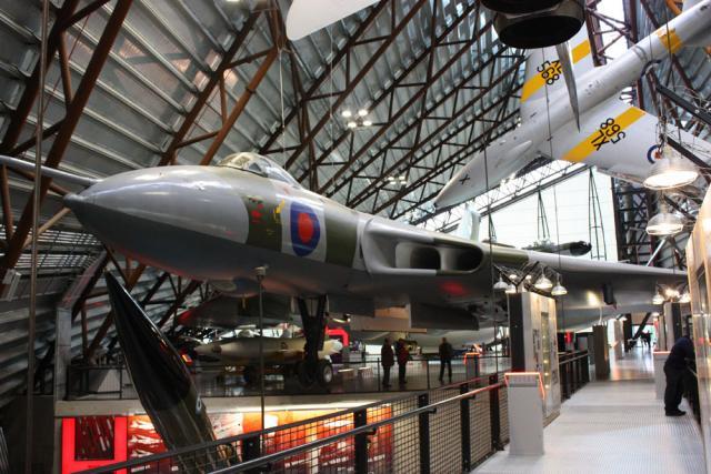Avro Vulcan - Cosford