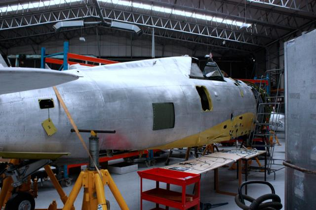 P-47D Thunderbolt Razorback - Duxford 2009