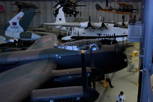 Avro Lancaster - Duxford 2009