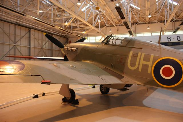Hawker Hurricane - Cosford