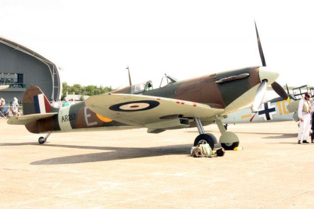 Spitfire Mk.I - Duxford 2010