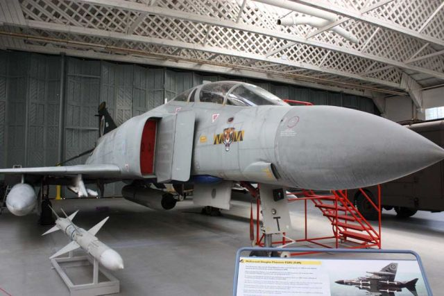 Phantom FGR.2 - Duxford 2009