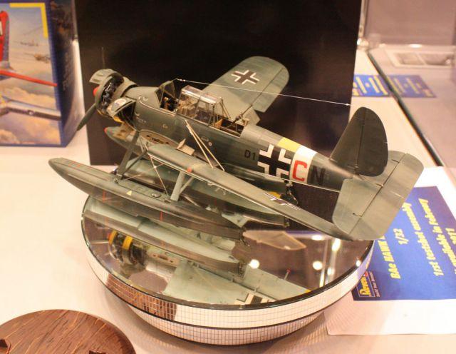 Revell 1/32 Arado Ar 196 Floatplane