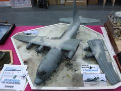 C-130 Diorama