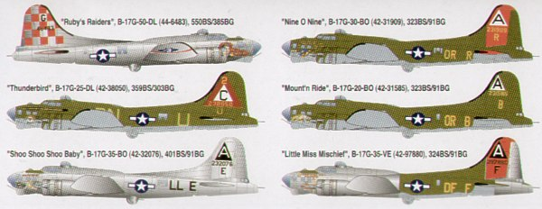 B17 Nose Art Name Directory  Open Library