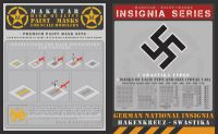 Maketar 1/48 German Swastika Paint Masks