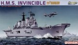 Dragon 1/700 HMS Invincible 25th Anniversary Falklands War