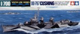 Tamiya 1/700 DD-797 Cushing US Navy Destroyer