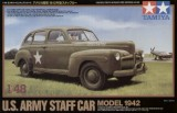 Tamiya 1/48 US Army Staff Car Model 1942