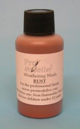 ProModeller Weathering Wash - Rust