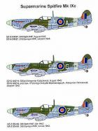 Techmod 1/48 Supermarine Spitfire Mk.IXc Decals No.2