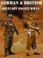 DMM 1/48 German & British Military Police
