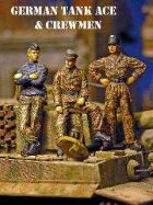 DMM 1/48 German Tank Ace and Crewmen