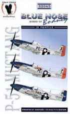 Eagle Strike 1/32 P-51D Mustang Decals