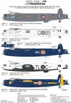 Xtradecal 1/72 Post War Avro Lancasters Part 1