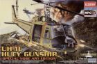 "Academy 1/35 UH-1C Huey Gunship ""Special Nose Art Edition"""