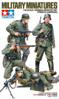 Tamiya 1/35 German Infantry Set (French Campaign)