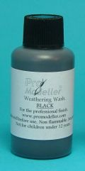 ProModeller Weathering Wash - Black