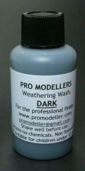 ProModeller Weathering Wash - Dark Dirt