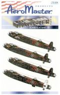 AeroMaster 1/72 Lancaster Bombers at War Part 2