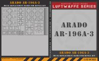 Maketar 1/32 Arado Ar 196A-3 Paint Mask Set