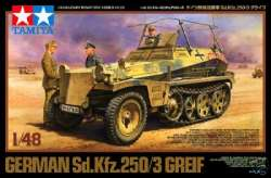 Tamiya 1/48 German Sd.Kfz.250/3 Greif