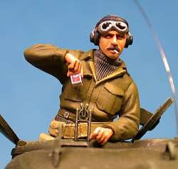 Ultracast 1/35 Canadian/British Tank Crewman Europe 1942-45 (2)