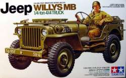 Tamiya 1/35 Willys MB Jeep