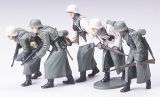 Tamiya 1/35 German Assault Infantry with Winter Gear