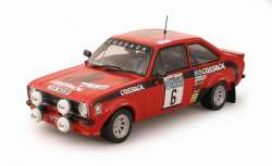 "Sun Star 1/18 Ford Escort ""Cossack""  Rally Car"