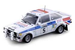 "Sun Star 1/18 Ford Escort ""British Airways"" Rally Car"