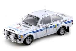 "Sun Star 1/18 Ford Escort ""Daily Express"" Rally Car"