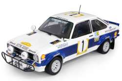 "Sun Star 1/18 Ford Escort ""Safari"" Rally Car"