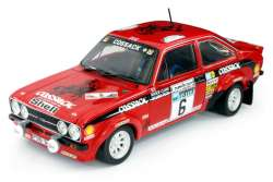 "Sun Star 1/18 Ford Escort ""RAC Cossack"" Rally Car"