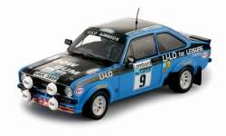 "Sun Star 1/18 Ford Escort ""1978 RAC Rally -Clark"""