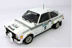 "Sun Star 1/18 Ford Escort ""1977 RAC Rally - Vatanen"""