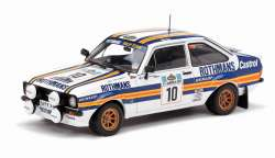 "Sun Star 1/18 Ford Escort ""Rothmans"" - Vatanen"