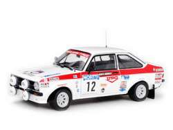Sun Star 1/18 Ford Escort 1000 Lakes Rally 1976