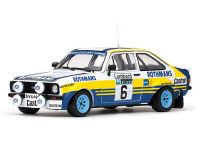 "Sun Star 1/18 Ford Escort ""Rothmans"" RAC Rally 1979"