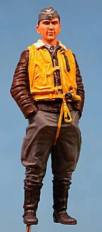 Ultracast 1/48 WWII German Fighter Pilot Werner Molders