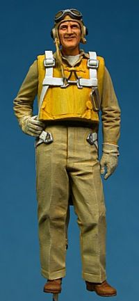 Ultracast 1/32 WWII American Navy Pilot